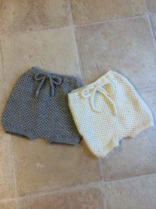 Små banditter - Baby shorts